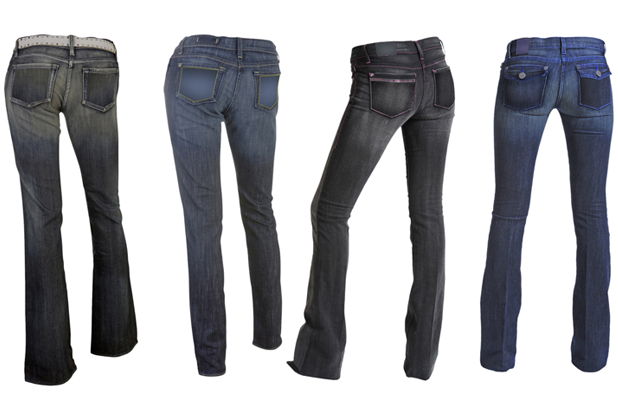 usar jeans