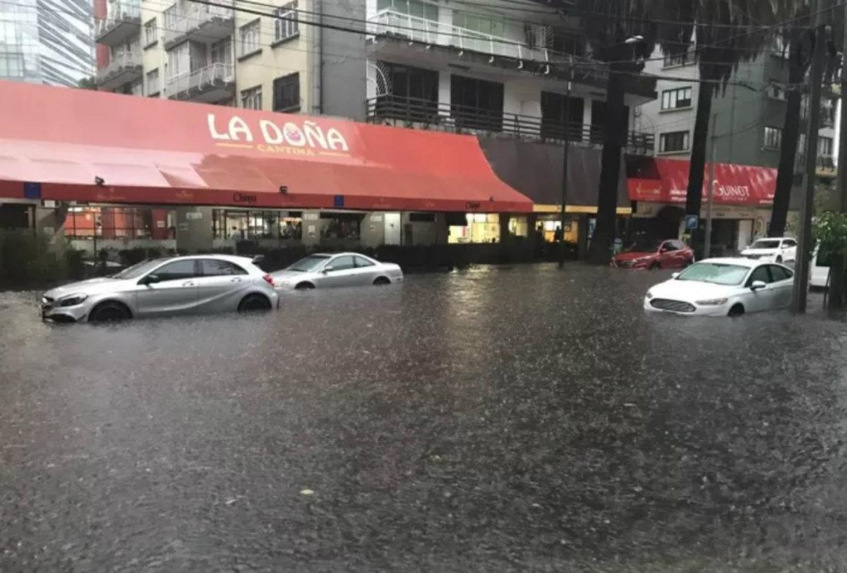 lluvia-CDMX-Polanco