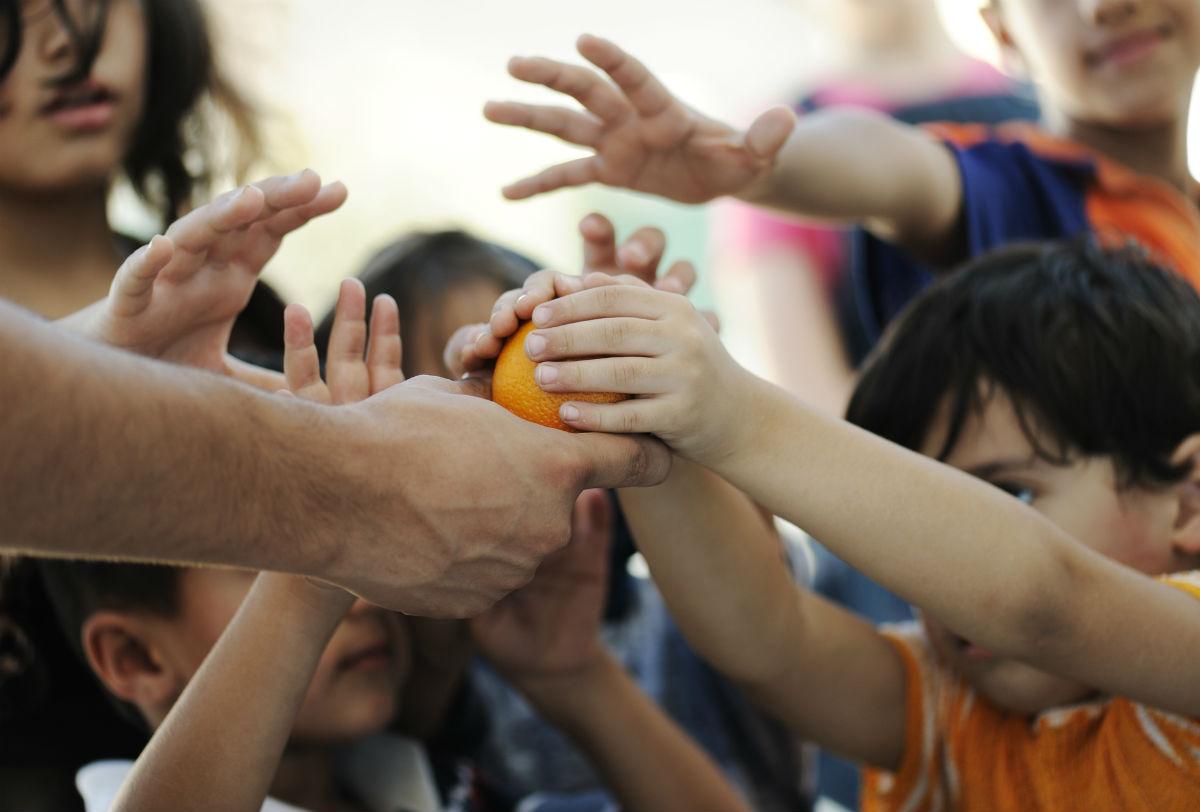 El Día Mundial de la Alimentación hace conciencia a nivel mundial sobre el hambre en la sociedad.