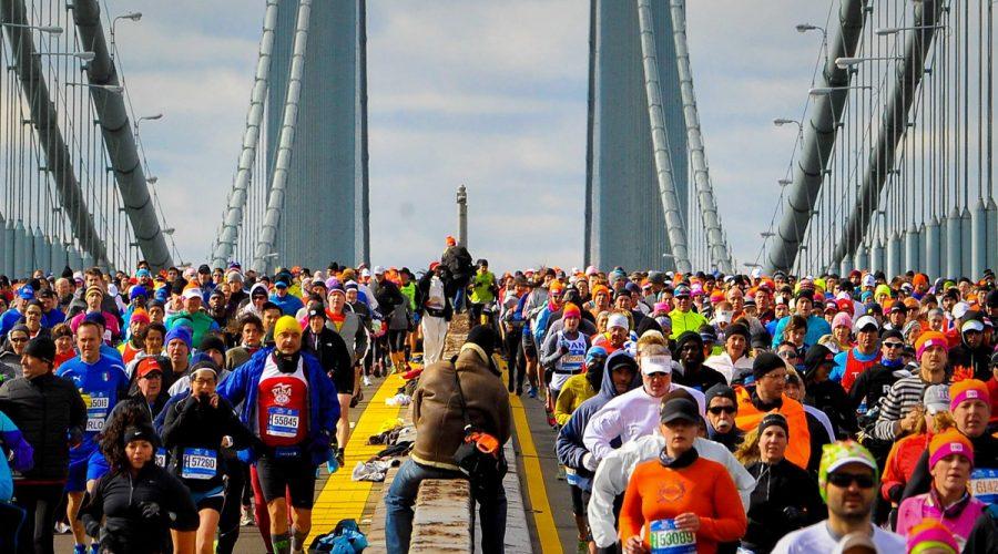 Argentinos corren maratón de Nueva York en homenaje a compatriotas — EEUU