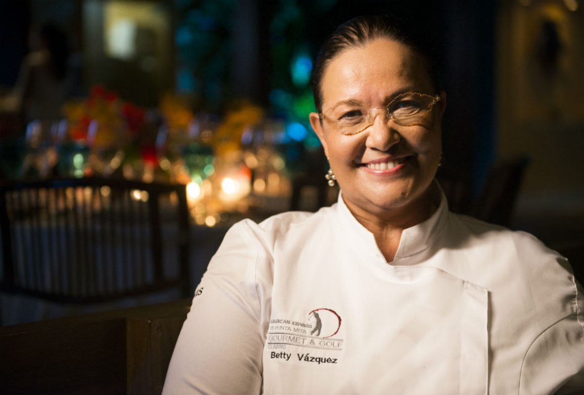 Chef Betty Vázquez