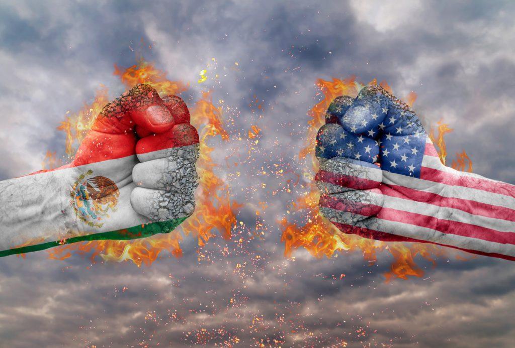 mexico-estados-unidos guerra comercial