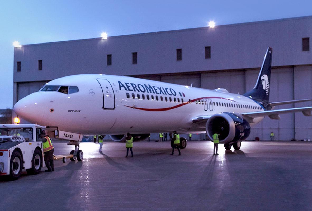 Aeromexico suspenderá nueve rutas; entre ellas Guadalajara-Cancún