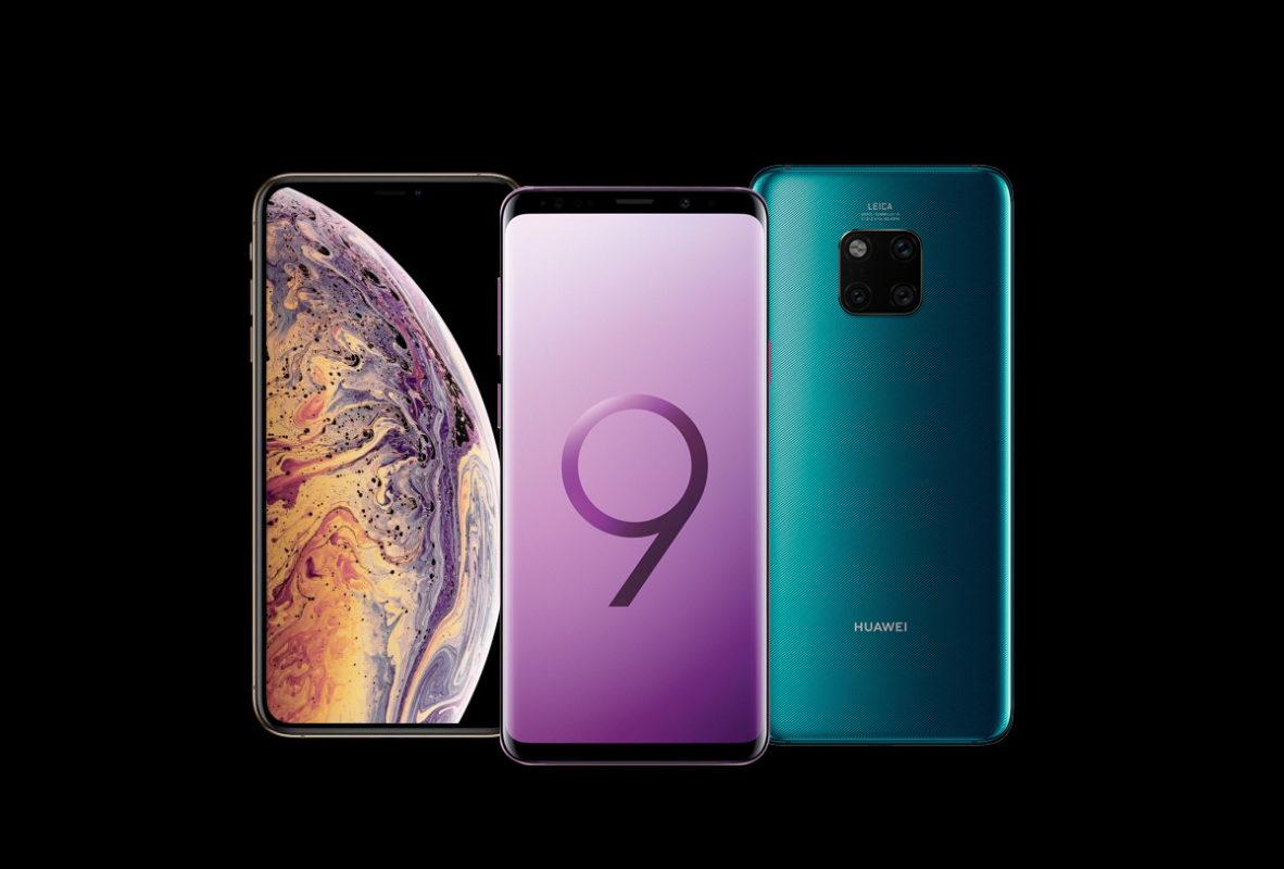 9257df1948b A escasas semanas de que las principales marcas presenten sus nuevos  celulares, aquí recordamos lo que dejó el 2018 y que marca tendencia este  inicio de ...