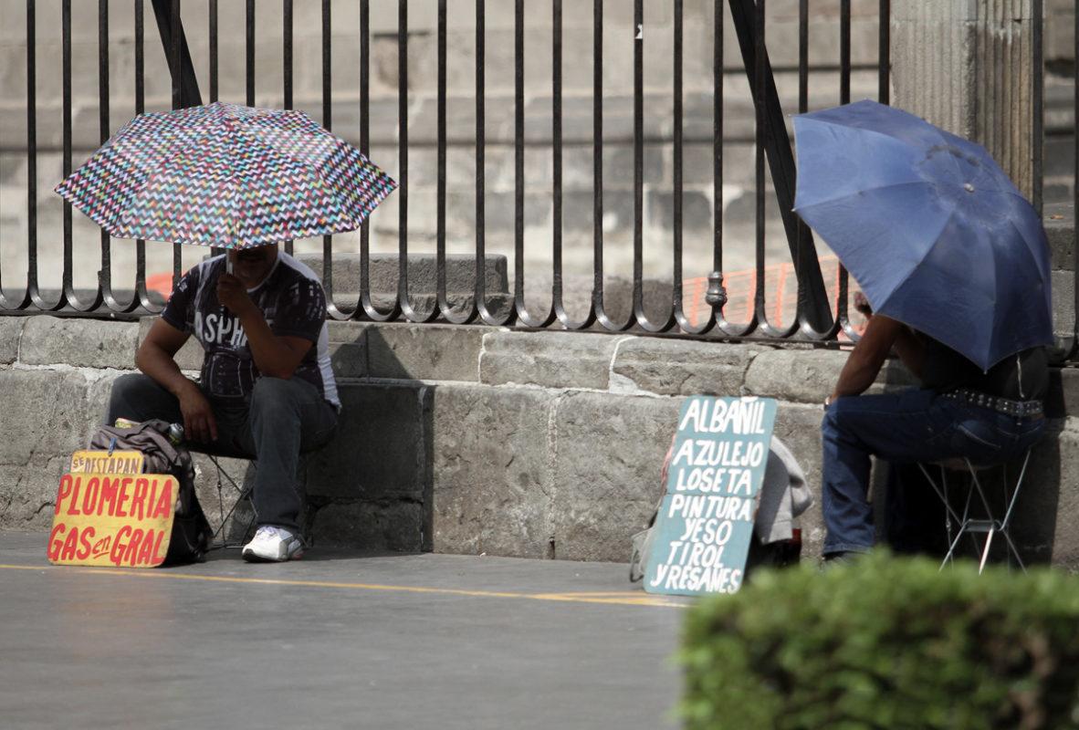 Desempleo y desocupación en México